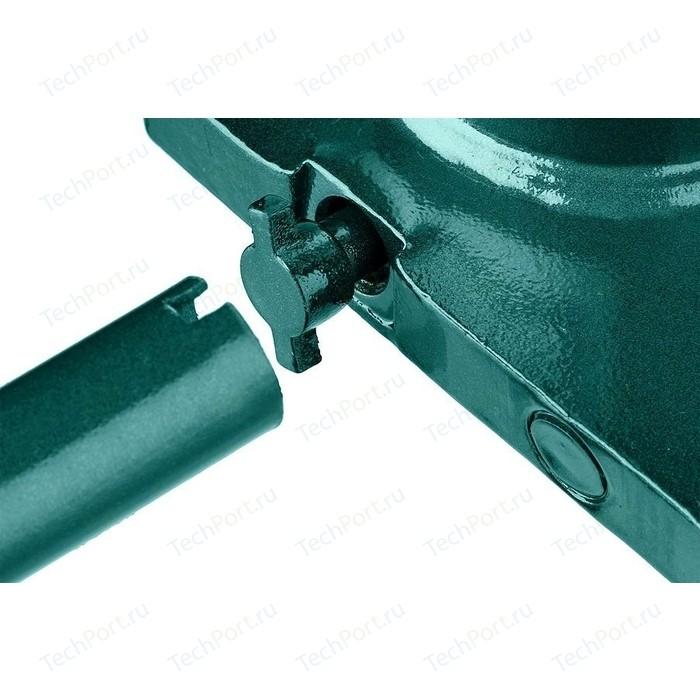Домкрат гидравлический бутылочный Kraftool 4т, Kraft-Lift (43462-4-z01) домкрат гидравлический бутылочный kraftool 10т kraft lift 43462 10 z01