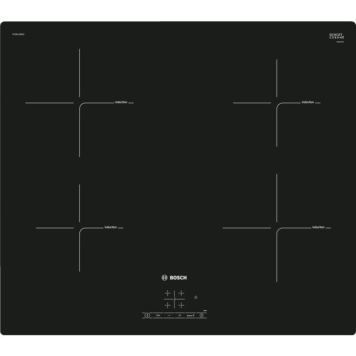 Индукционная варочная панель Bosch Serie 4 PUG611BB1E
