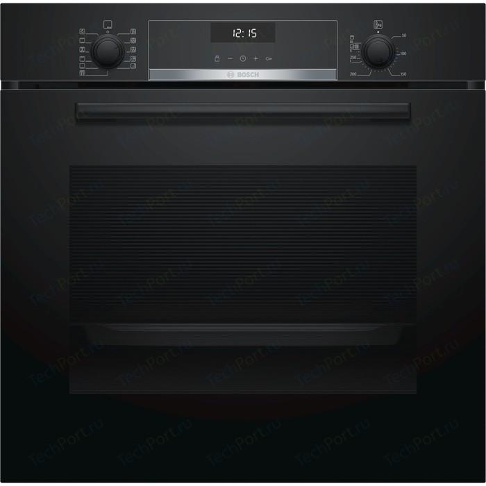 Электрический духовой шкаф Bosch Serie 6 HBG557SB0R