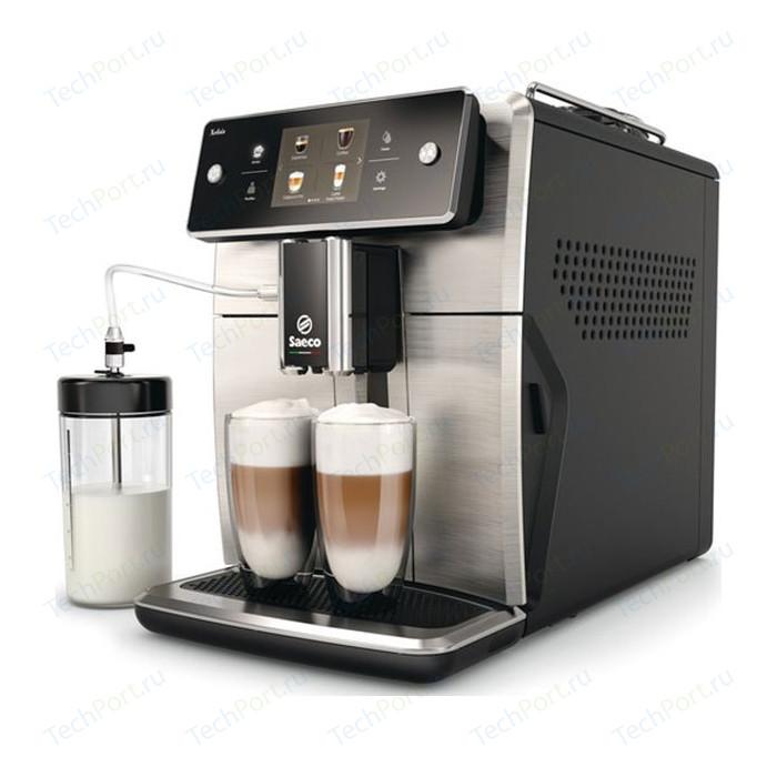 Кофемашина Saeco SM7683/00 кофемашина philips saeco hd 8829 09