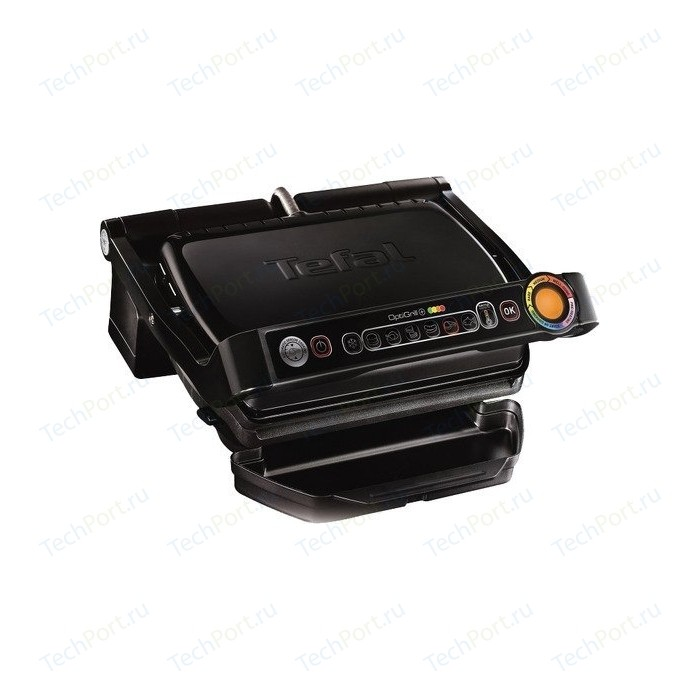 Электрогриль Tefal Optigrill GC712834 электрогриль tefal optigrill gc712834 black