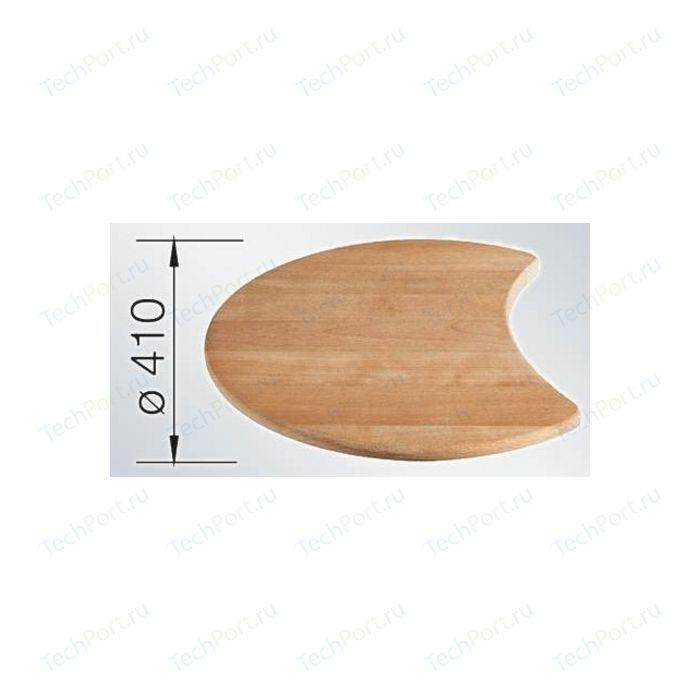 Разделочная доска Blanco массив бука d 410 мм (218421)
