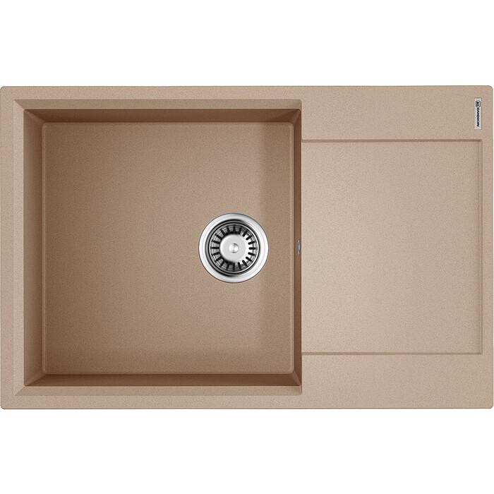 Кухонная мойка Omoikiri Daisen 78-LB-SA бежевый (4993693)