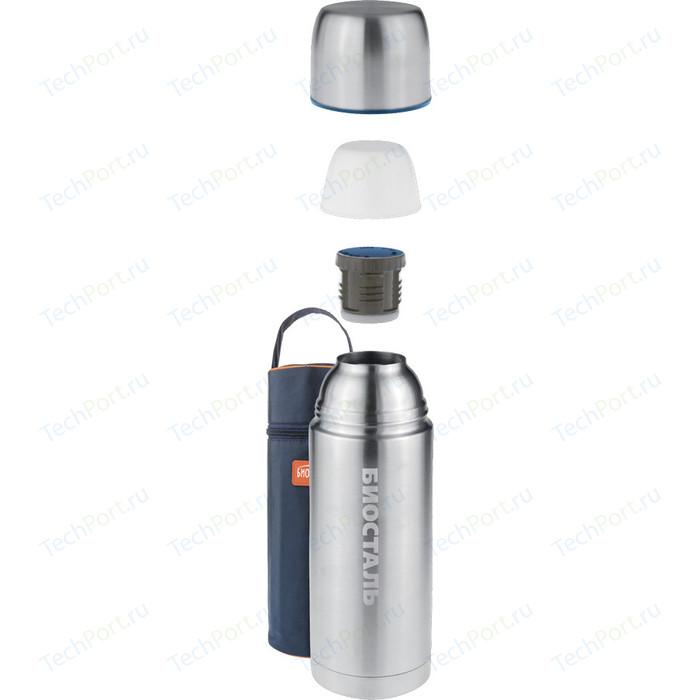 Термос 0.75 л Biostal Авто с узким горлом (NBP-750-1)