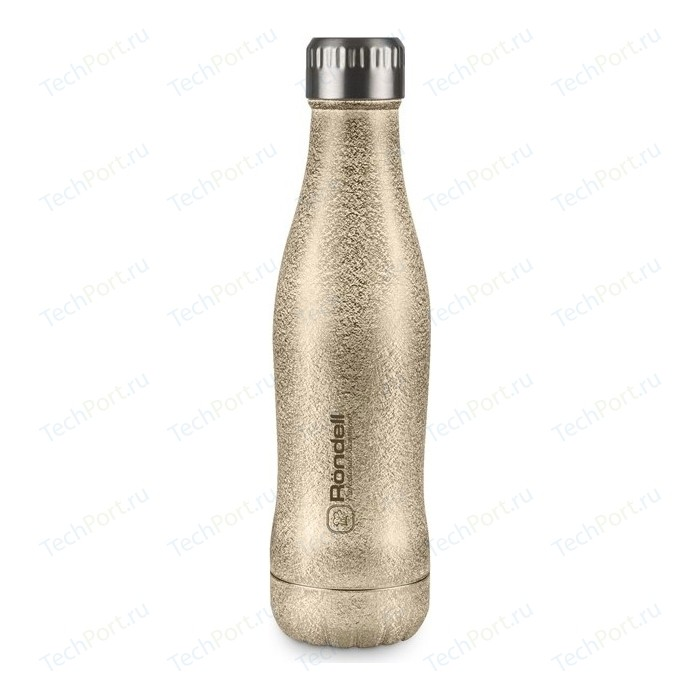 Фото - Термос 0.4 л Rondell Disco Gold (RDS-846) термос rondell rds 425 bottle black 700ml