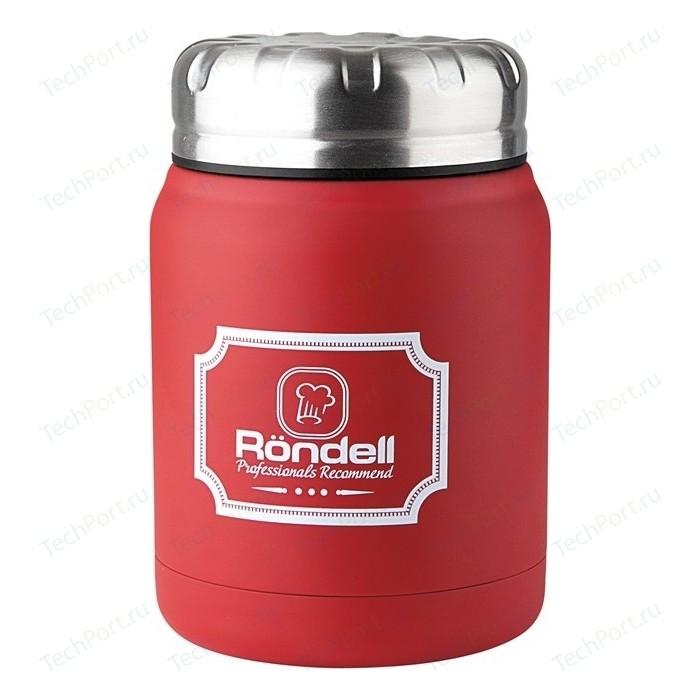 Термос для еды 0.5 л Rondell Red Picnic (RDS-941)