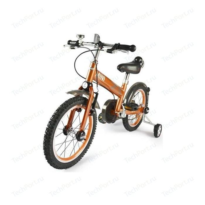 Rastar Детский двухколесный оранжевый велосипед - RSZ1602SO