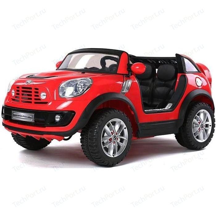 Shopntoys Радиоуправляемый детский электромобиль JJ298 Mini Cooper 12V -