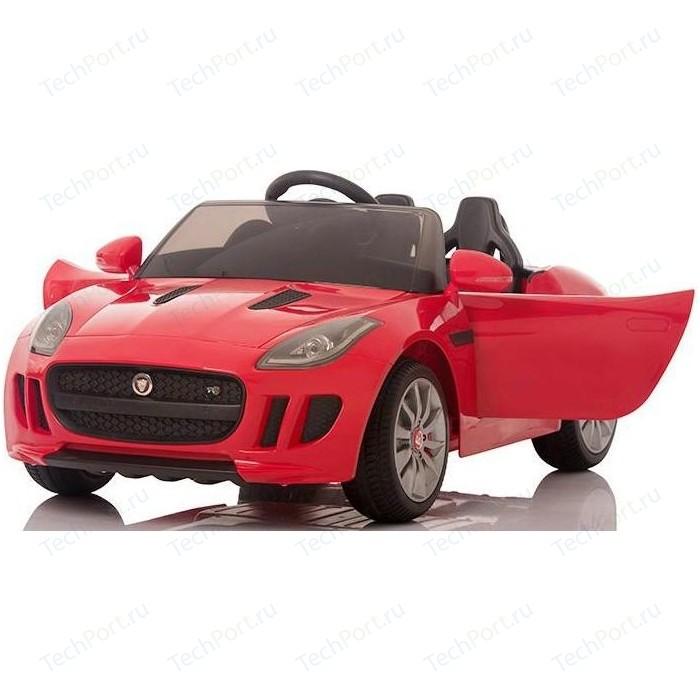 Shopntoys Радиоуправляемый детский электромобиль DMD-218 Jaguar RS-3 Red 12V 2.4G - DMD-218-R
