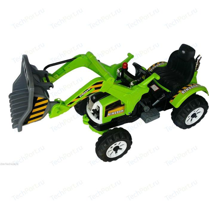 Электромобиль Shopntoys Детский трактор на аккумуляторе 12V - JS328A