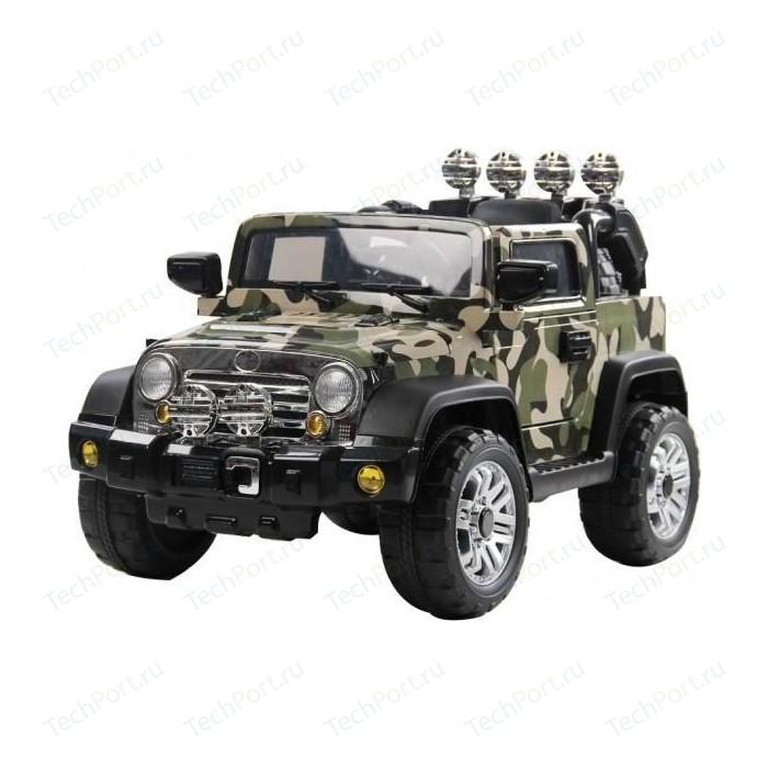 Harleybella Радиоуправляемый детский электромобиль Beach Jeep Камуфляж - JJ235A