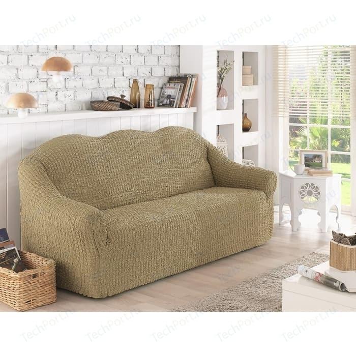 Чехол для двухместного дивана Karna бежевый (2651/CHAR001)