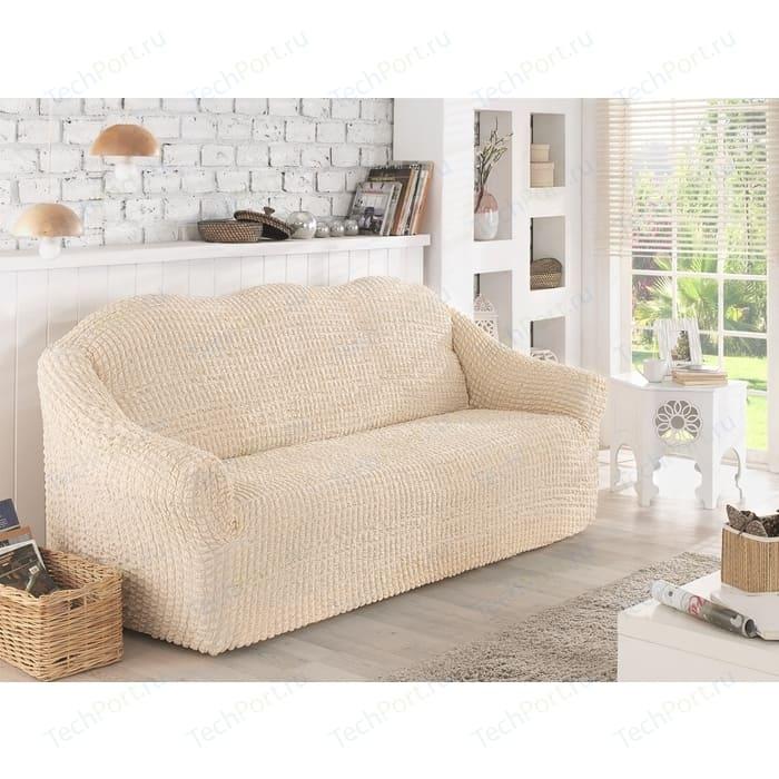 Чехол для двухместного дивана Karna натурал (2651/CHAR006)