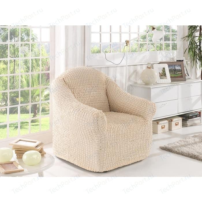 Чехол для кресла Karna натурал (2653/CHAR006)