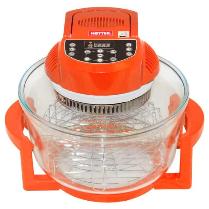 Аэрогриль HOTTER HX-1036 Economy New оранжевый