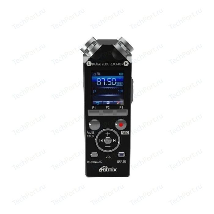 Диктофон Ritmix RR-989 8Gb диктофон ritmix rr 810 4gb