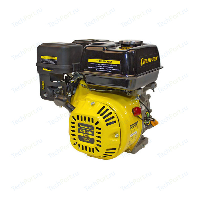 Двигатель бензиновый Champion G250HK