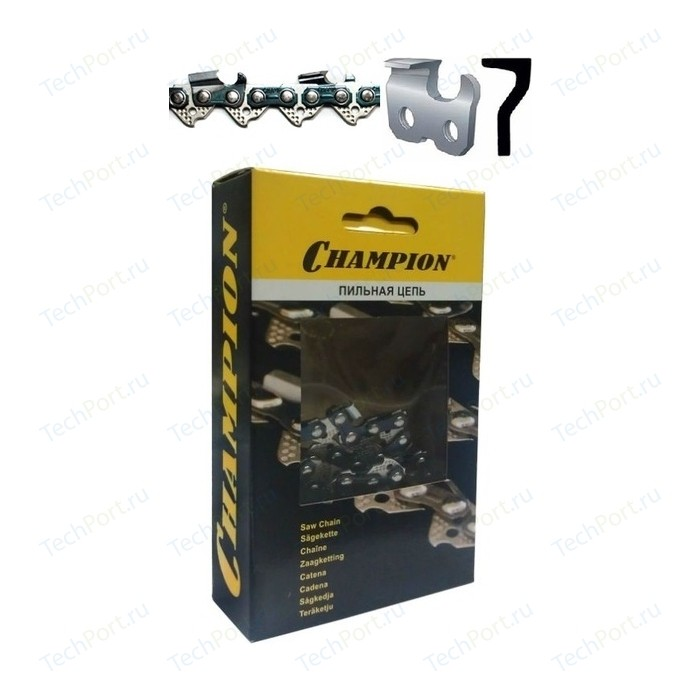 Цепь пильная Champion 3/8-1.3мм 53 звена Pro (L) (A050-L-53E)