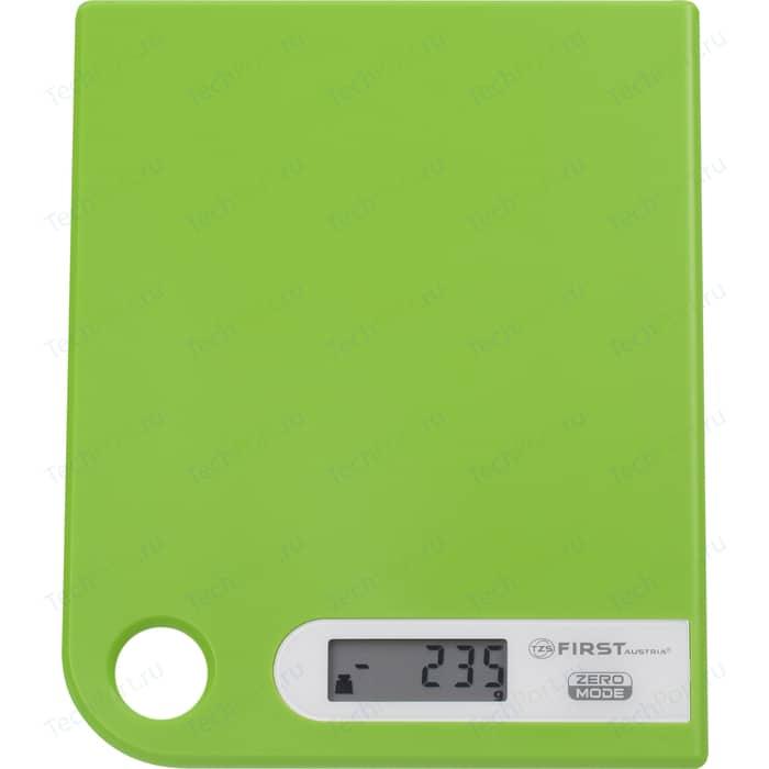Весы кухонные FIRST FA-6401-1GN