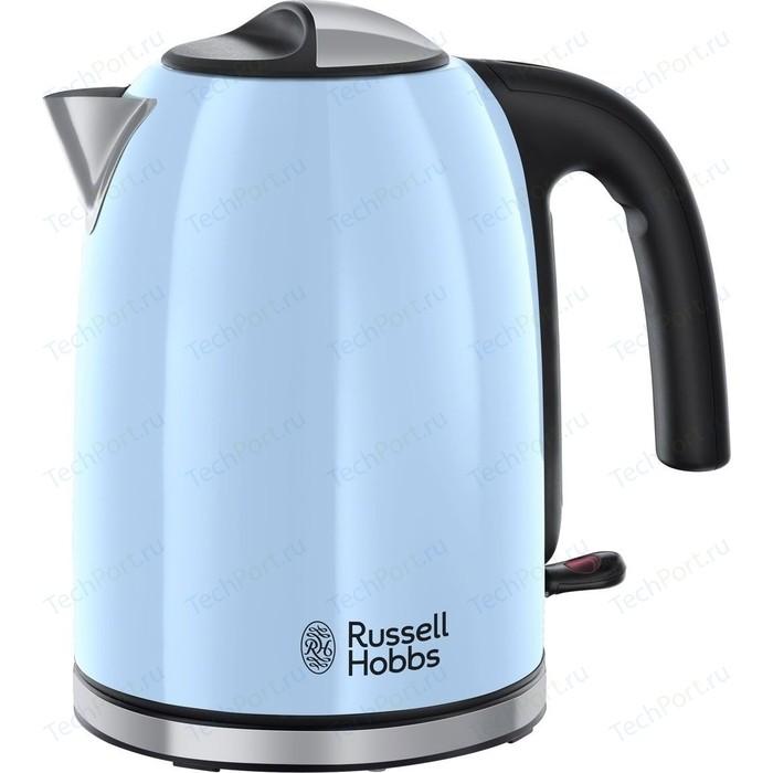 Фото - Чайник электрический Russell Hobbs 20417-70 чайник russell hobbs 21272 70 red