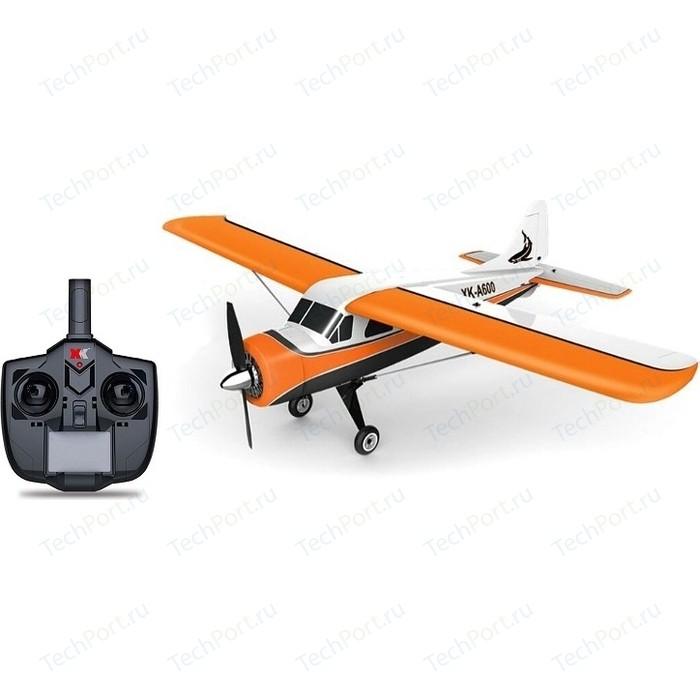 Радиоуправляемый самолет XK Innovation Innovations A600 (DHC-2 Beaver) 3D RTF с автопилотом - XK-A600