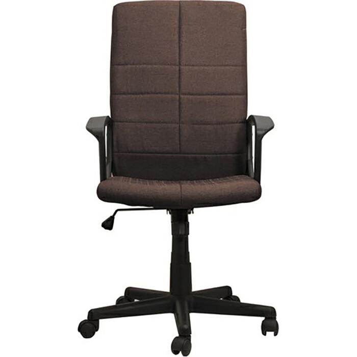 Кресло офисное Brabix Focus EX-518 ткань коричневое 531577