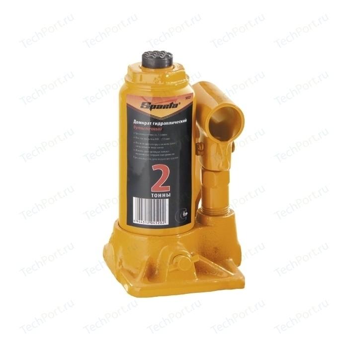 Домкрат гидравлический бутылочный SPARTA 2т 148-278мм (50321)