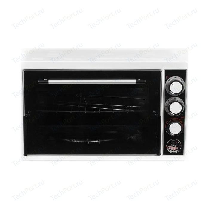 Мини-печь Чудо Пекарь ЭДБ 0123 (бел) мини печь чудо пекарь эдб 0122 сереб мет