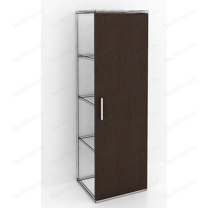Дверь Мастер Арто-10 (венге) МСТ-ЭГА-10-ВМ-16 к стеллажам Арто-1, Арто-2, Арто-3