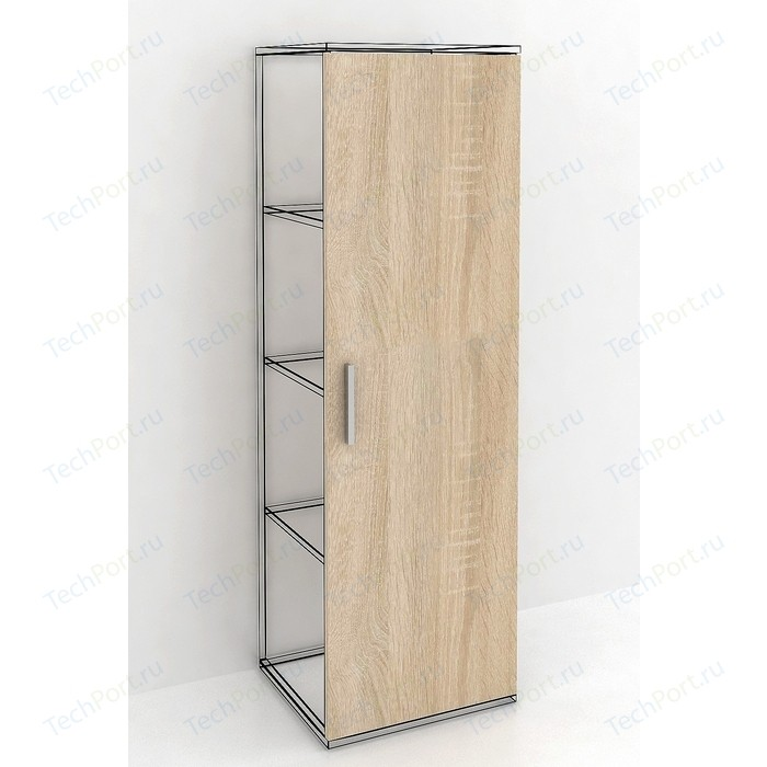 Дверь Мастер Арто-10 (дуб сонома) МСТ-ЭГА-10-ДС-16 к стеллажам Арто-1, Арто-2, Арто-3
