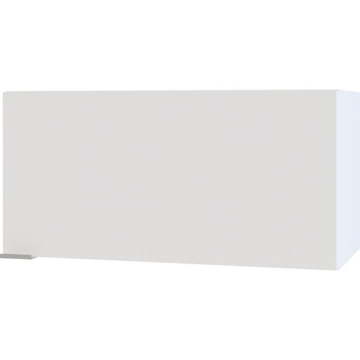 Полка настенная СОКОЛ ПН-06.2 белый/белый