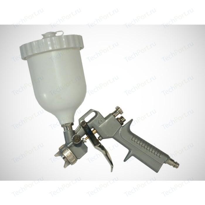 Краскопульт пневматический ABAC с верхним бачком (AB166HVLP/8973005973) краскопульт пневматический с нижним бачком stayer professional 06477 1 4