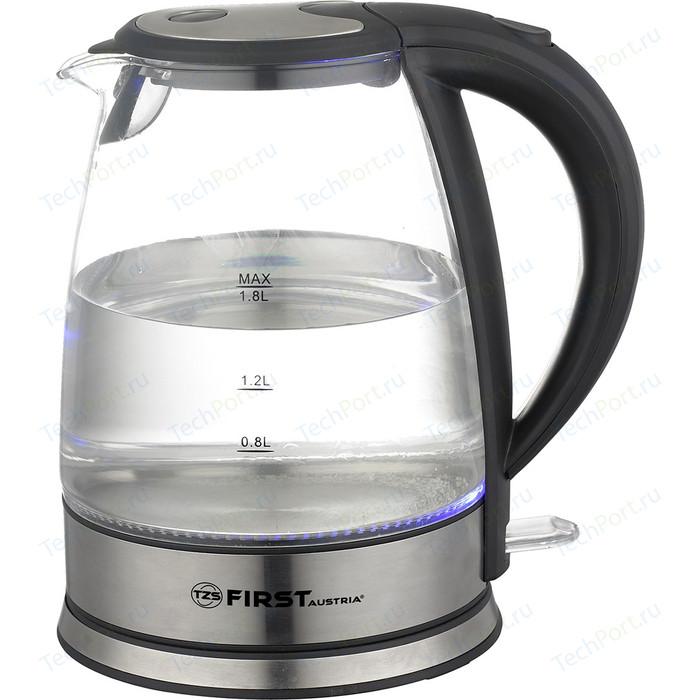 Чайник электрический FIRST FA-5406-9 Black