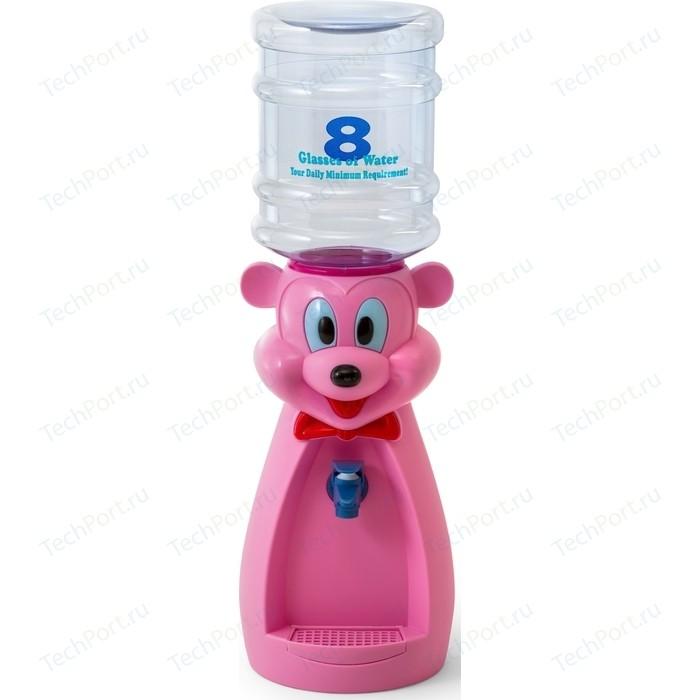 Кулер для воды VATTEN kids Mouse Pink (со стаканчиком)
