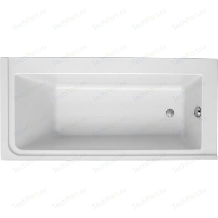 Акриловая ванна Jacob Delafon Formilia прямоугольная, правая 170x80 (E6139R-00)