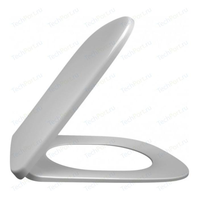 Сиденье для унитаза Jacob Delafon Vox с микролифтом, тонкое (E20142-00)