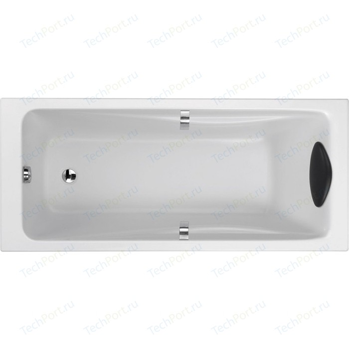Акриловая ванна Jacob Delafon Odeon Up прямоугольная 170x75, на каркасе (E60491RU-00, SF491RU-NF)