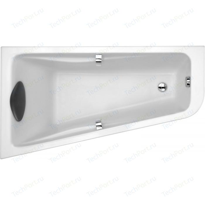Акриловая ванна Jacob Delafon Odeon Up асимметричная 160x90 L, левая, на каркасе (E6065RU-00, SF081RU-NF)