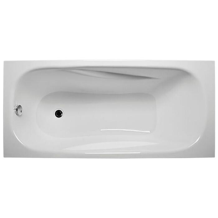 Акриловая ванна 1Marka Classic прямоугольная 120x70 см (4604613315894)