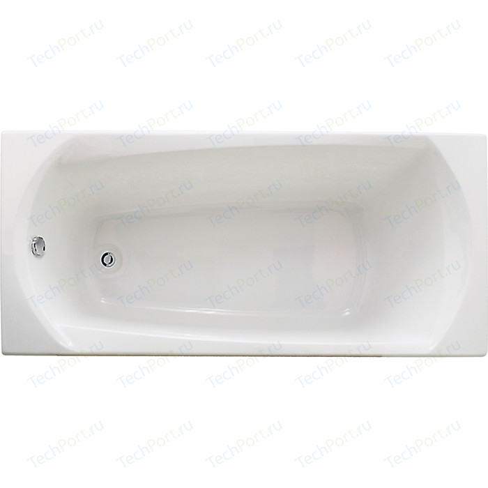 Акриловая ванна 1Marka Elegance прямоугольная 150x70 см (4604613105044)