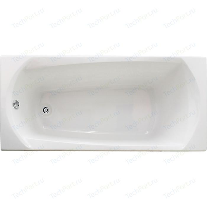 Акриловая ванна 1Marka Elegance прямоугольная 165x70 см (4604613107048)