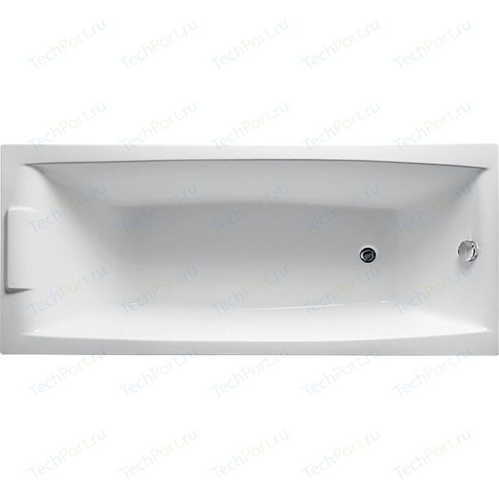 Акриловая ванна 1Marka Marka One Aelita прямоугольная 170x75 см (4604613000066)