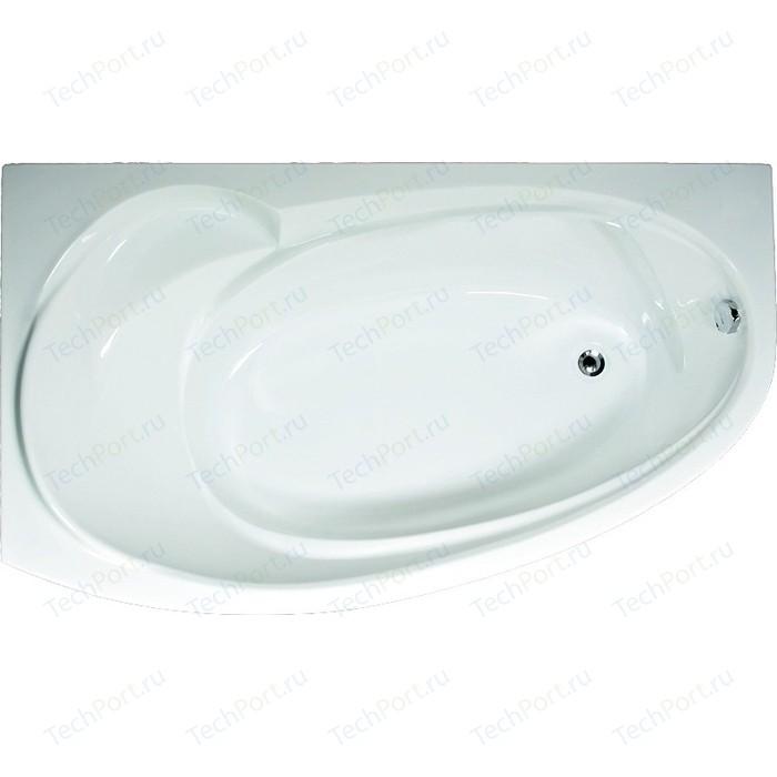 Акриловая ванна 1Marka Marka One Julianna асимметричная 160x95 см левая (4604613306434)