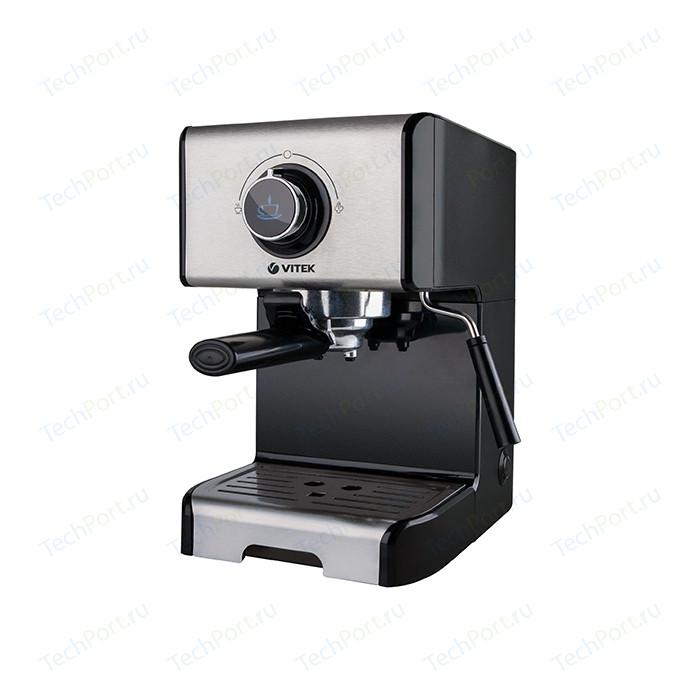 Фото - Кофеварка Vitek VT-1518(BK) кофеварка vitek vt 1503