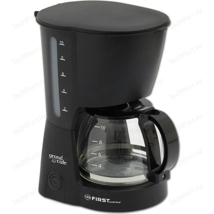 Кофеварка FIRST FA-5464-2 Black