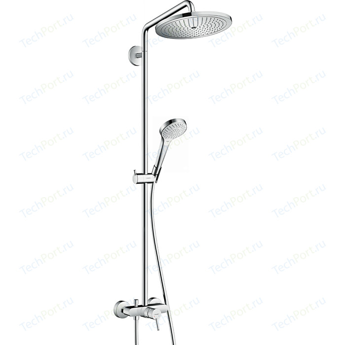 Душевая система Hansgrohe Croma Select 280 Air 1jet Showerpipe (26791000)