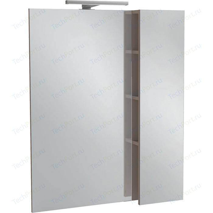Зеркало-шкаф Jacob Delafon Soprano 78x98 см (EB1336-NF)