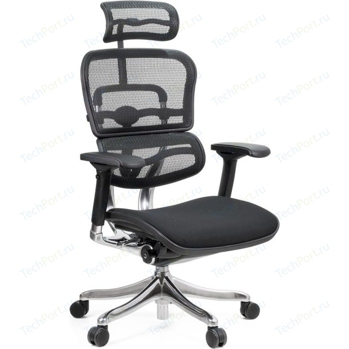 Кресло эргономичное Comfort Seating Group EHPE-AB-HBM-F W09-01/A24337 ergohuman plus elite black (seat fabric)