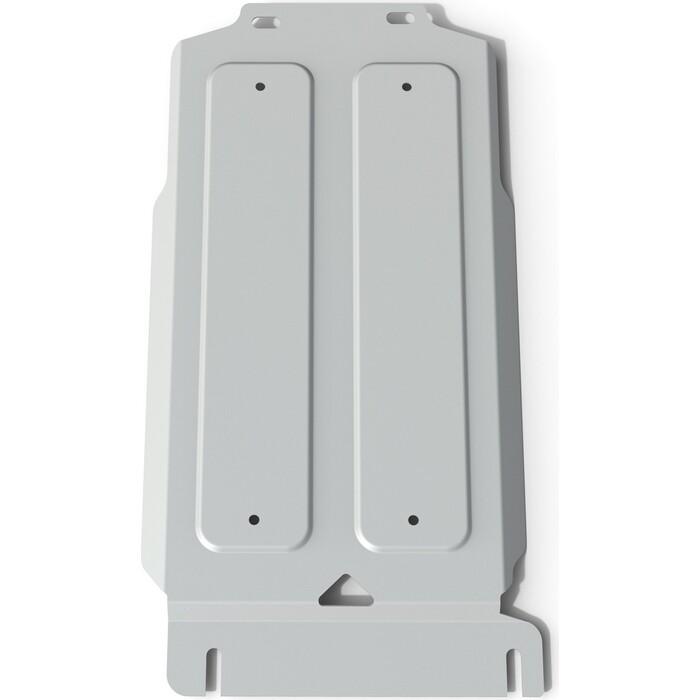 Защита КПП Rival для Infiniti QX56 (2010-2013), QX80 (2013-н.в.) / Nissan Patrol (2010-н.в.), алюминий 4 мм, 333.4123.1
