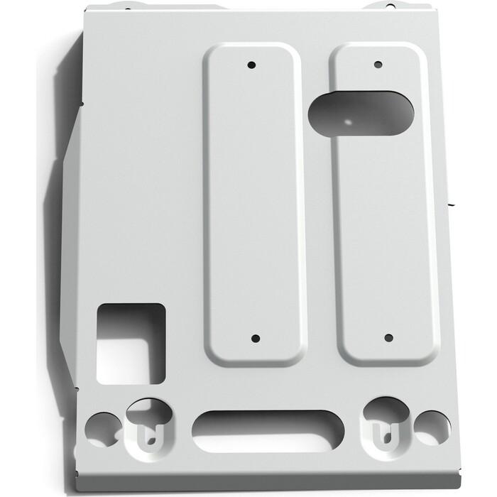 Защита картера Rival для Jeep Grand Cherokee (2010-2018 / 2018-н.в.), алюминий 4 мм, 333.2734.1